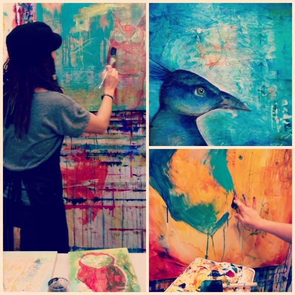 Pixie's Paintings
