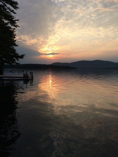 Squam Sunrise